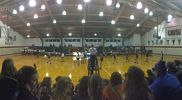 GC Volleyball: Senior Night