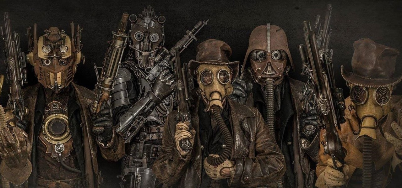 steampunk-costumes