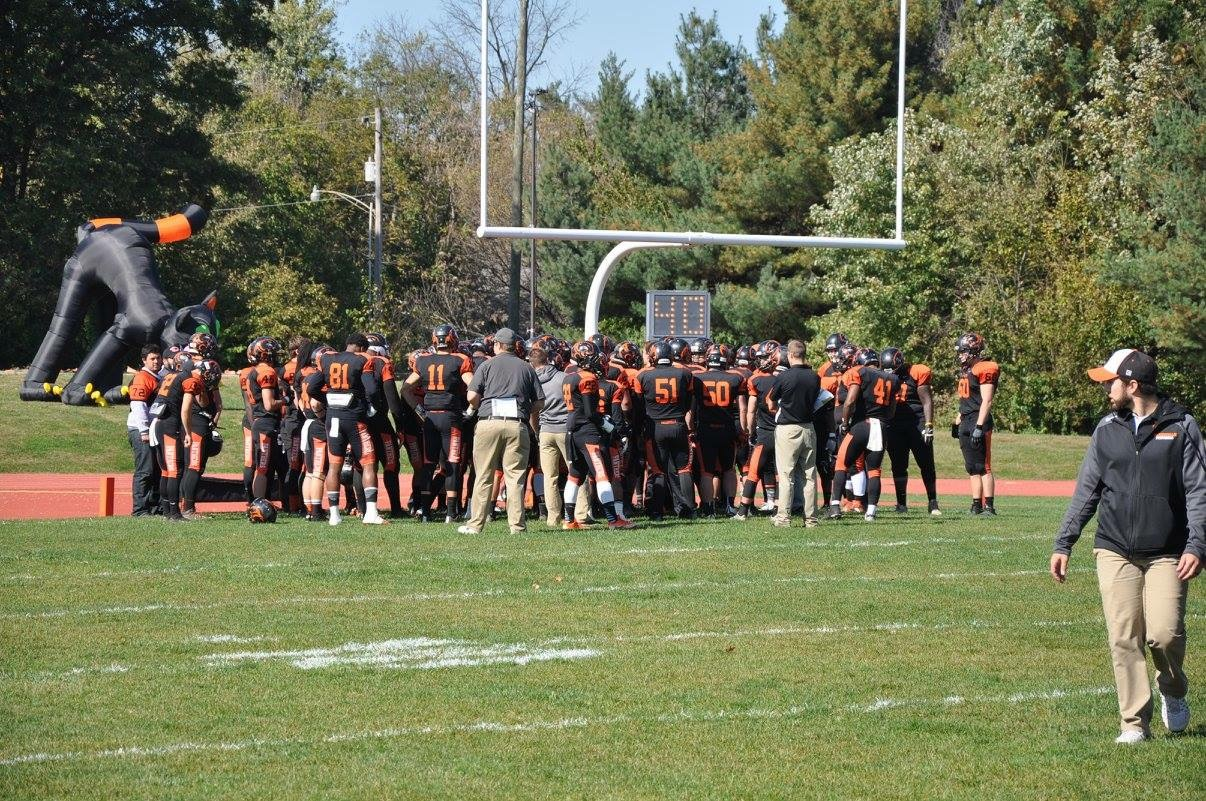 Image from Greenville College Football