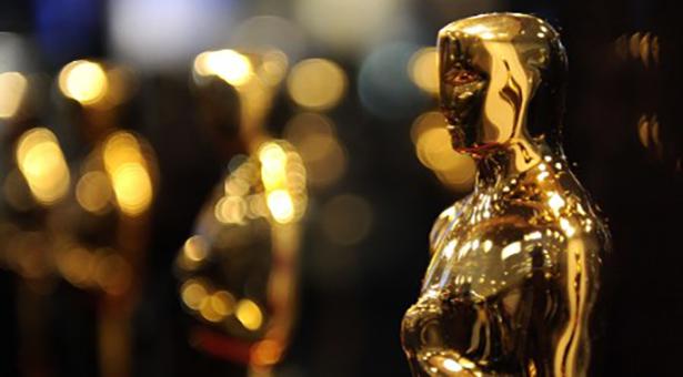 The Oscar's award.