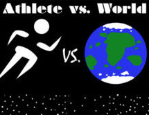 Athlete vs. World – Ep. 9