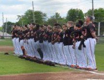 Seniors Honored as Panther Baseball Sweeps Spalding