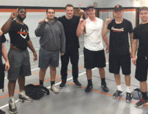 Panther Football Finishes Spring Camp Strong