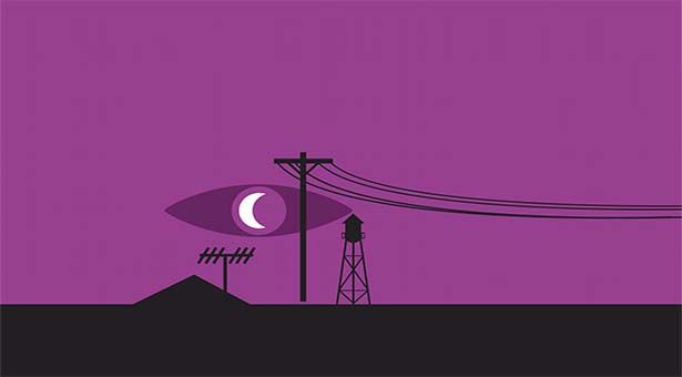 Welcome to Night Vale poster