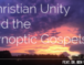 Christian Unity and the Gospels