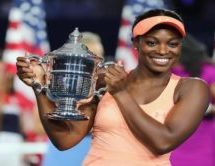 American Woman Wins US Open