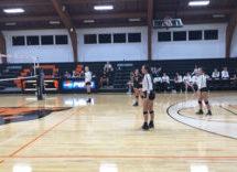 Greenville vs Frontier Volleyball Recap