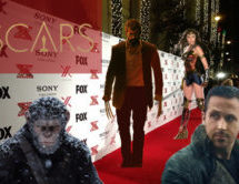 Will Robots, Superheroes, and Apes Conquer the Oscars?