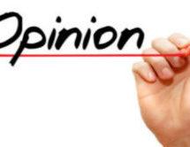 Opinion vs. Prejudice