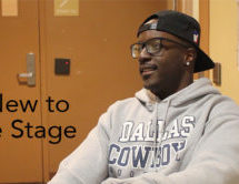 Mark Barigye: New to the Stage