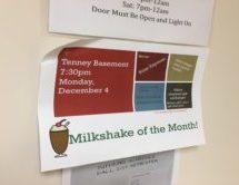 Tenney Kinney Milkshakes