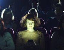 Proper Movie Theater Etiquette
