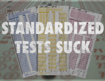 Standardized Testing and the Rough and Tumble of the GRE