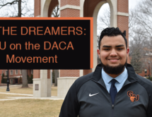 To the Dreamers: GU on the DACA Movement