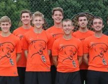 Get To Know the Greenville Men's Tennis Team
