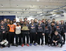 Greenville Men's Track Finishes Fourth at NCCAA Championships