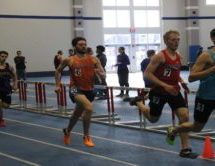 Men's Track and Field Finishes 2nd at Jim Green Invitational