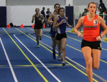 Women's Track and Field Face Christian Nationals