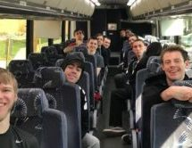 GU Men's Volleyball: The Road Trip Experience