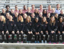 Women's Track and Field Team Starts the Outdoor Season