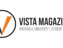 GU's The Vista: The Magazine With a History
