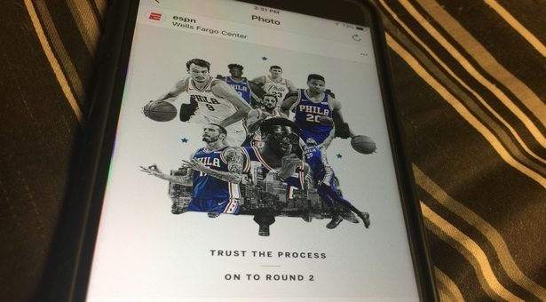 The 76ers Learn to Trust the Process