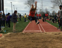 Greenville's Home Turf Track Meet