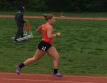 Women's Track Team Competes at Distance Festival