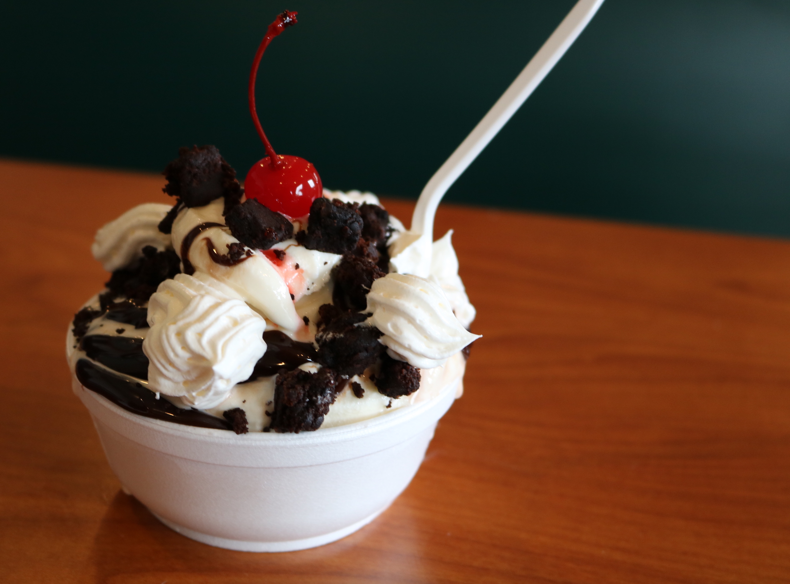Mud Slide Sundae