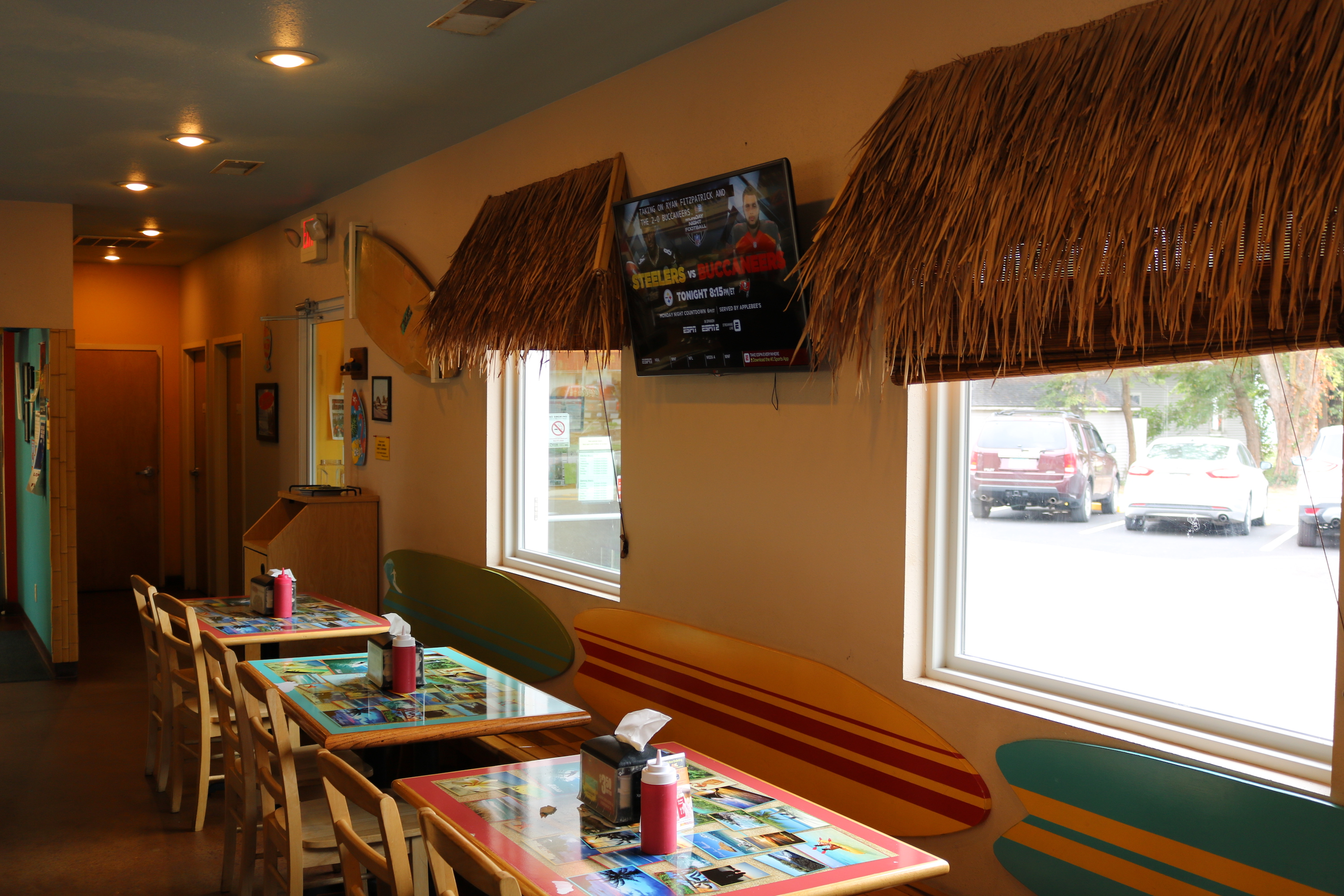 Inside of Kahuna's