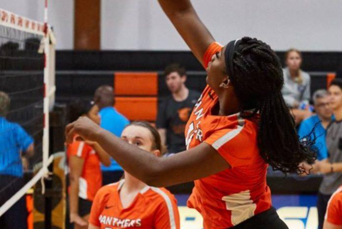 GU Women's Volleyball Team