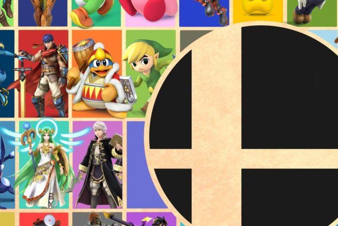 Smash Bros. Logo
