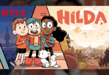Netflix Original Hilda. Media by New on Netflix: NEWS