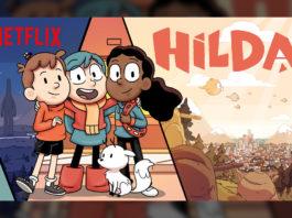 Netflix Original Hilda. Media by New on Netflix: NEWS
