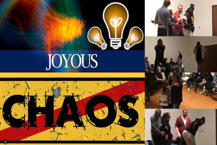 Joyous Chaos. Photos from Imptov Show