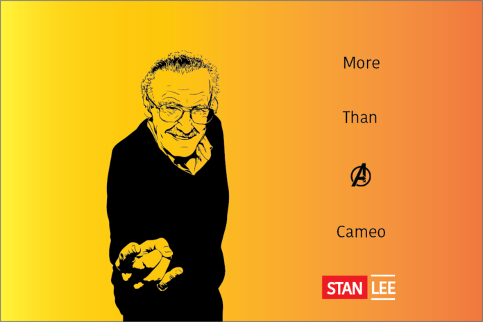 Stan Lee graphic