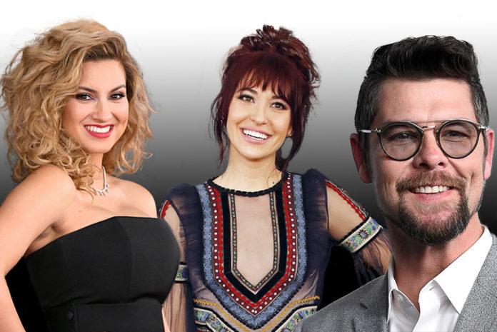 GRAMMY Christian Artist Winners