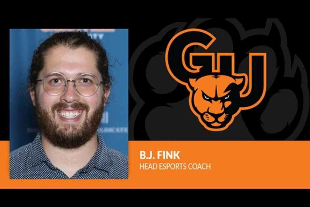 Head coach BJ Fink