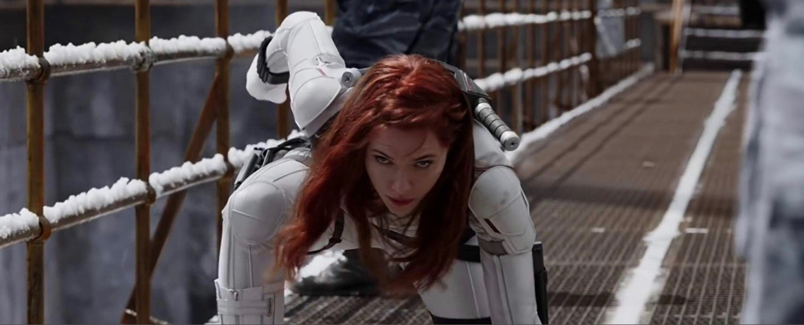 Marvel Releases First Trailer For Black Widow Movie