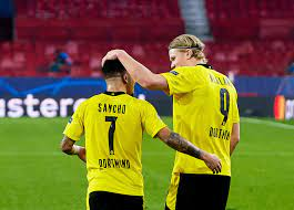 Erling Haaland and Jadon Sancho cost Borussia Dortmund less than £30m but  summer transfers could bring big profit as Man City, Man United and other  big clubs circle